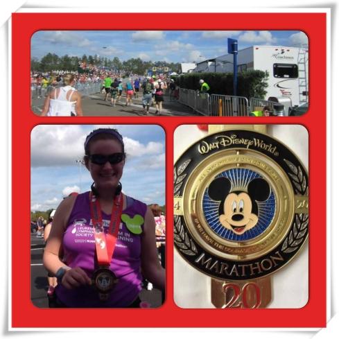 WHOO!!! I'm a marathoner!