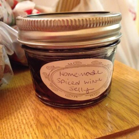 Spiced Wine Jelly