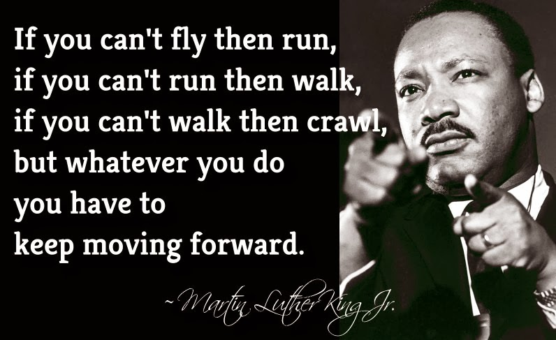 Mlk Quotes: Motivational…. Tuesday: Dream Big