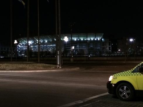 LP Stadium.. home of the Titans