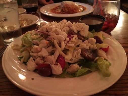 my fab salad