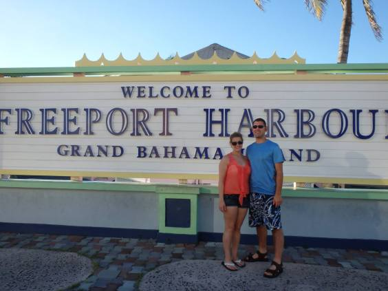 Freeport, 3rd port of call