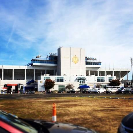Navy-Marine Corp Stadium