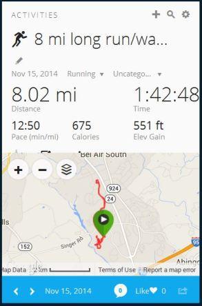 Week 20 Long Run 1