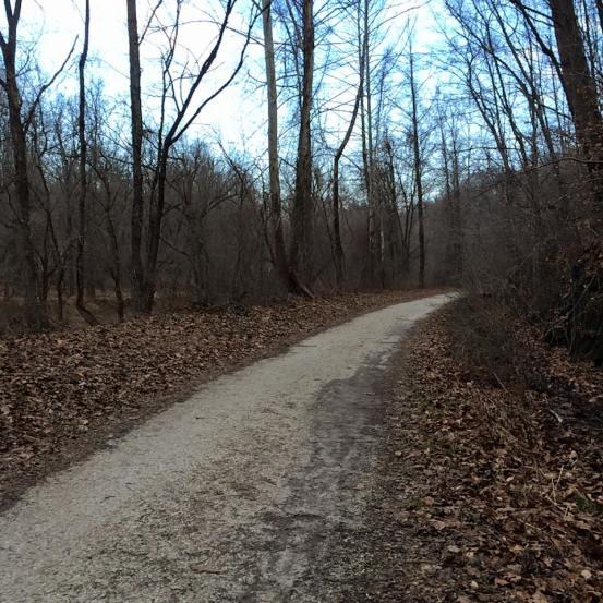 NCR trail