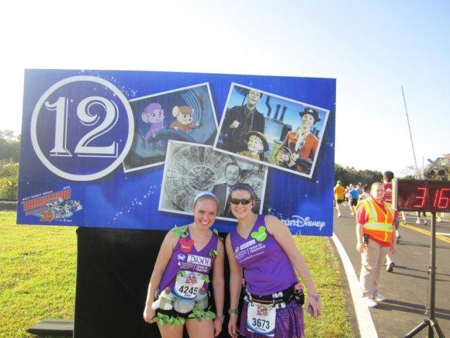 Mile 12 in 2013