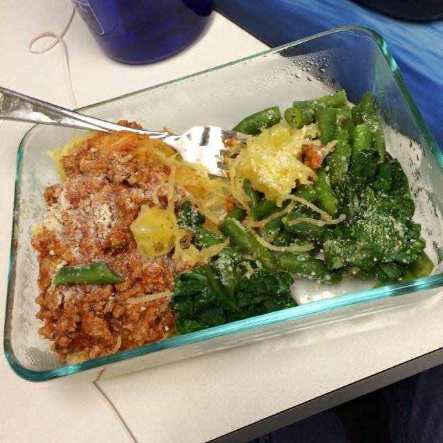 Week 2 lunch!
