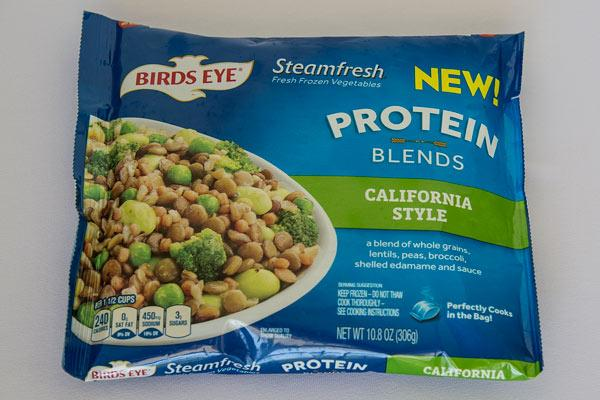 California style protein blends