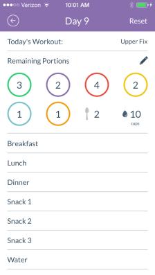 21 Day Fix App