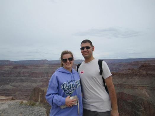 And saw the Grand Canyon!